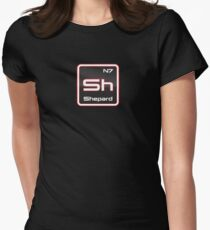 Element of The Shep Womens Fitted T-Shirt