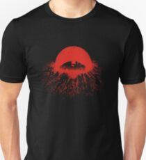 Winds over Neo-Tokyo Unisex T-Shirt