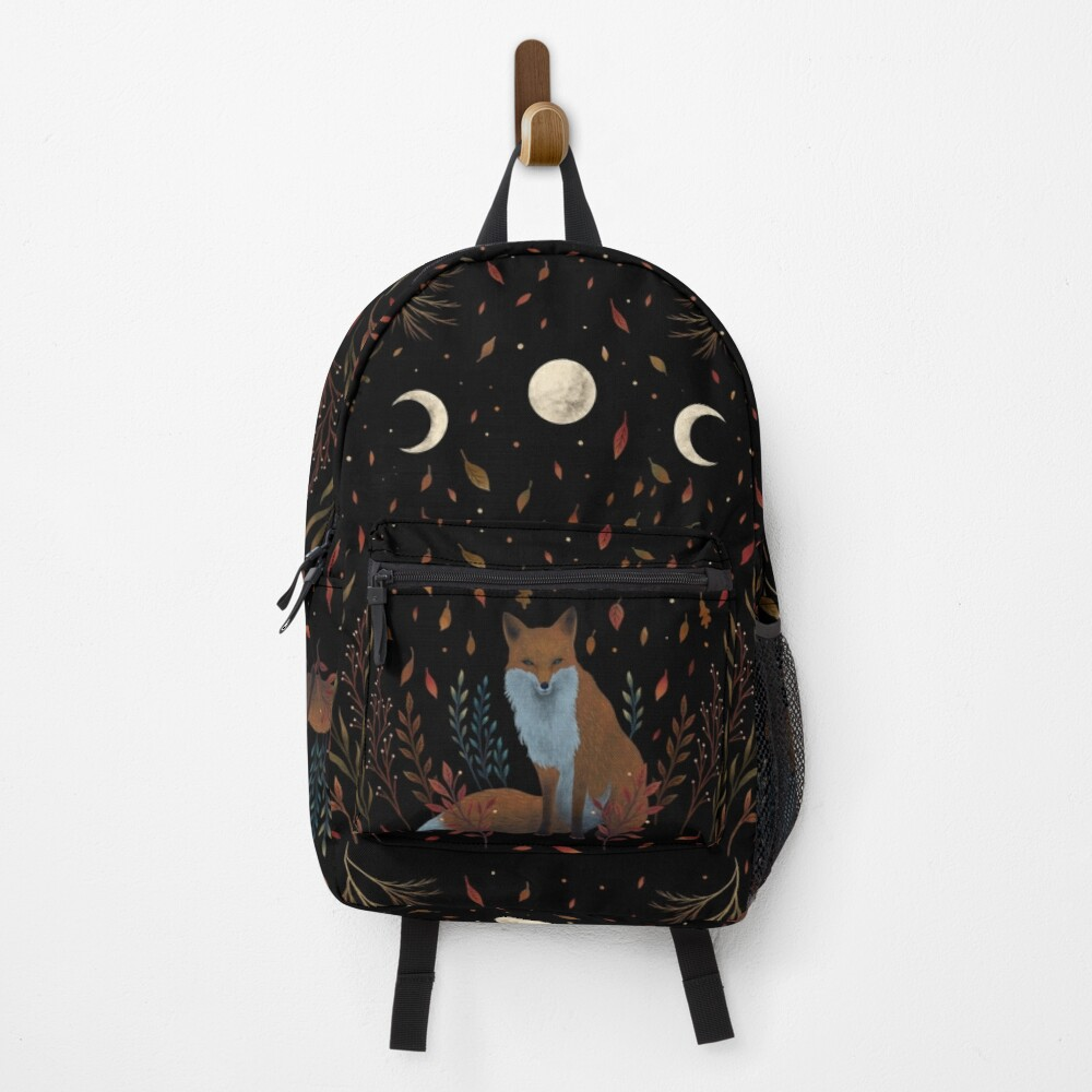 Autumn Fox  Backpack