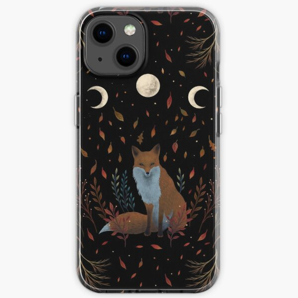 Autumn Fox  iPhone Soft Case