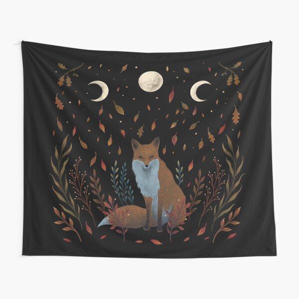 Autumn Fox  Tapestry