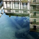 reflecting.. by Berns