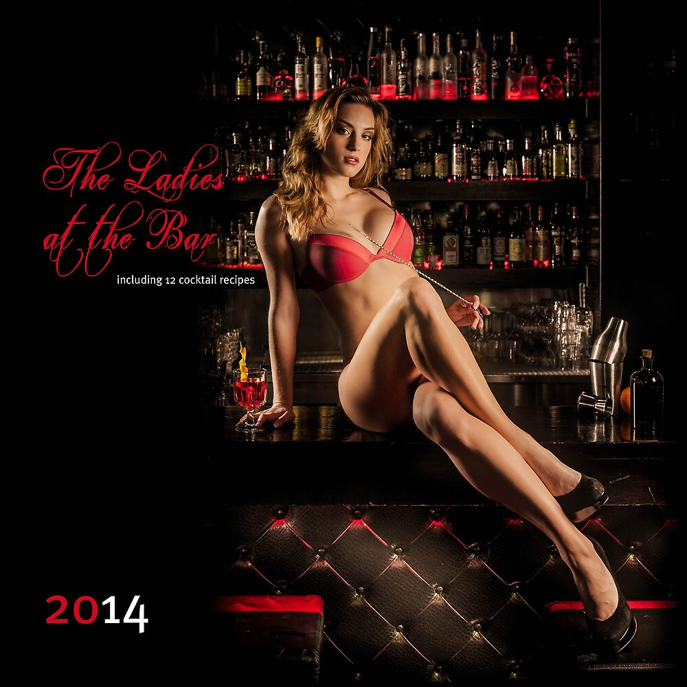The Ladies at the Bar - Title by wulfman65