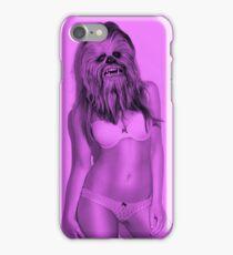 Sexy Chewbacca iPhone Case/Skin
