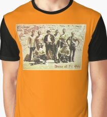Greetings from San Quentin Graphic T-Shirt