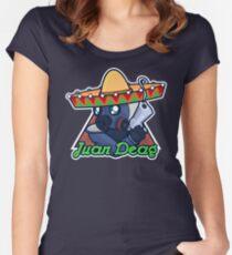 Juan Deag - Counter-Terrorist Women's Fitted Scoop T-Shirt