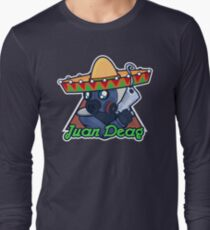 Juan Deag - Counter-Terrorist Long Sleeve T-Shirt