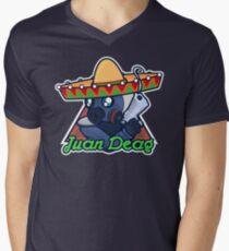 Juan Deag - Counter-Terrorist V-Neck T-Shirt