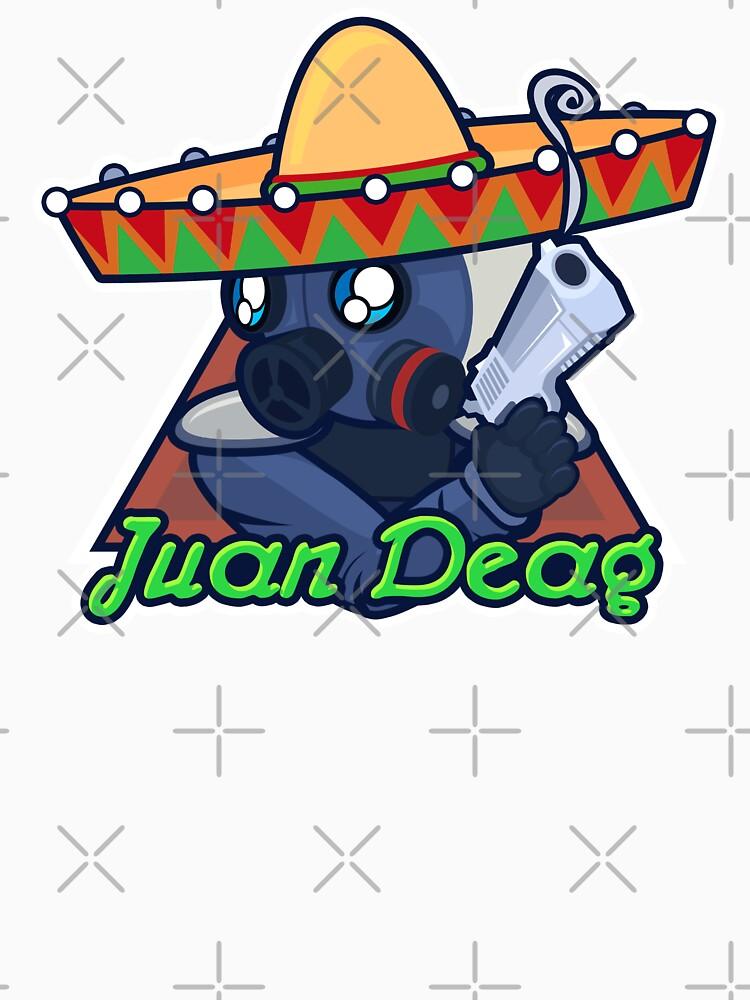 Juan Deag - Contraterrorista de archanor