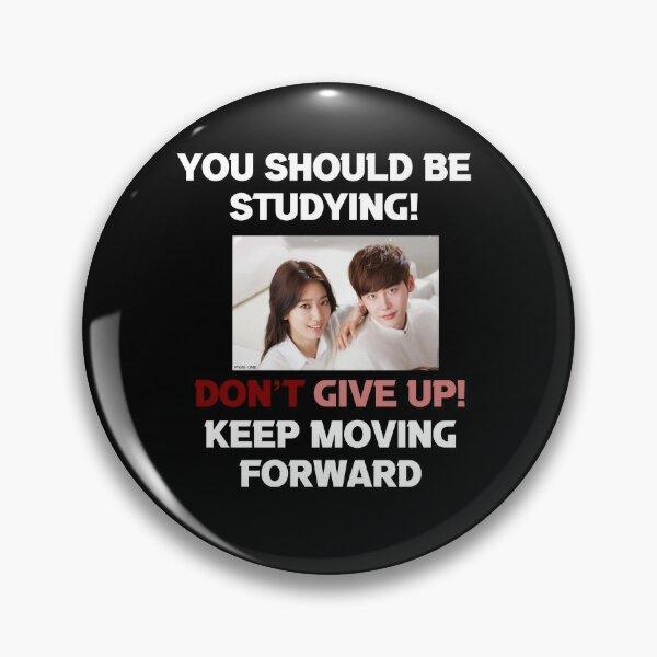 Park Shin Hye + Lee Jong Suk [You should be studying] Pin