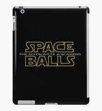 SPACE BALLS THE SCHWARTZ AWAKENS iPad Case/Skin