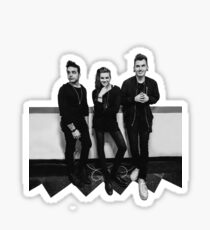 Pvris - Rock Band  Sticker