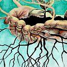 Root Hands by AaronBir