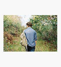Trail Photographic Print