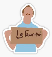 Kip dynamite  Sticker