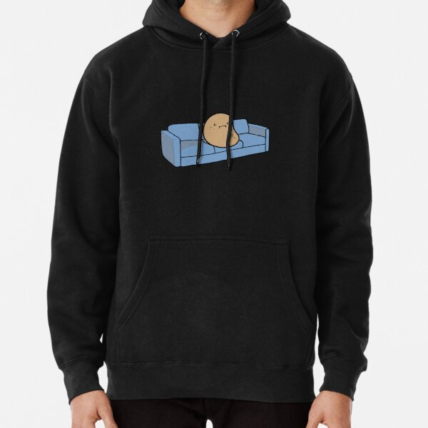 Couch Potato Pullover Hoodie
