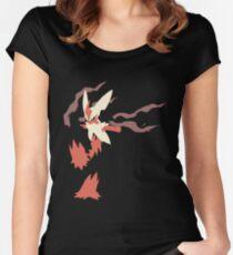 Mega Blaziken Women's Fitted Scoop T-Shirt