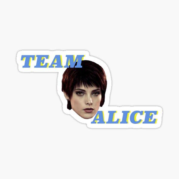 team alice Sticker