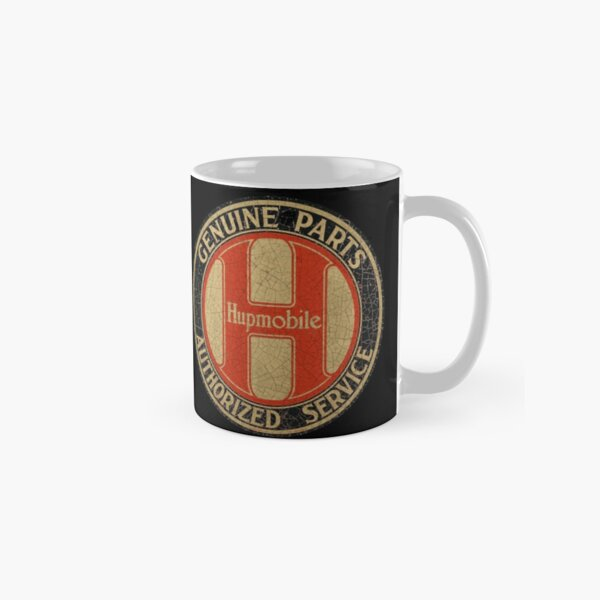 Hupmobile USA Authorized Service Genuine Parts Classic Mug