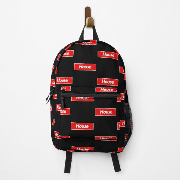 House Family Name -  House Backpack