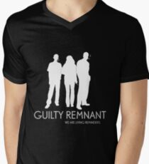 The Leftovers - Guilty Remnant Men's V-Neck T-Shirt