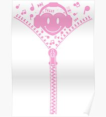 Zipper_Heart Poster