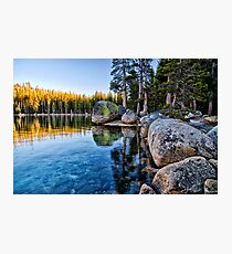Tenaya Erratics Photographic Print