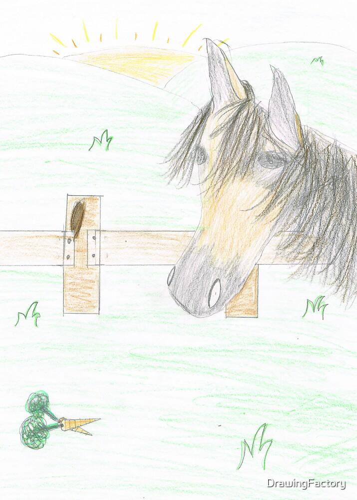 Horse by Makayla by DrawingFactory