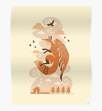 The Flying Fox Poster