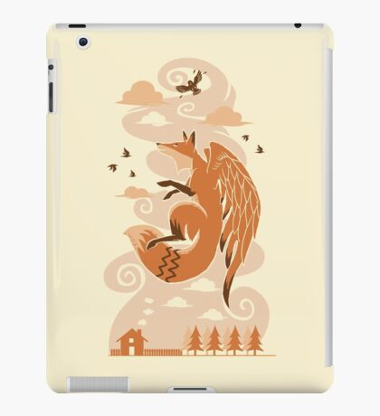 The Flying Fox iPad Case/Skin