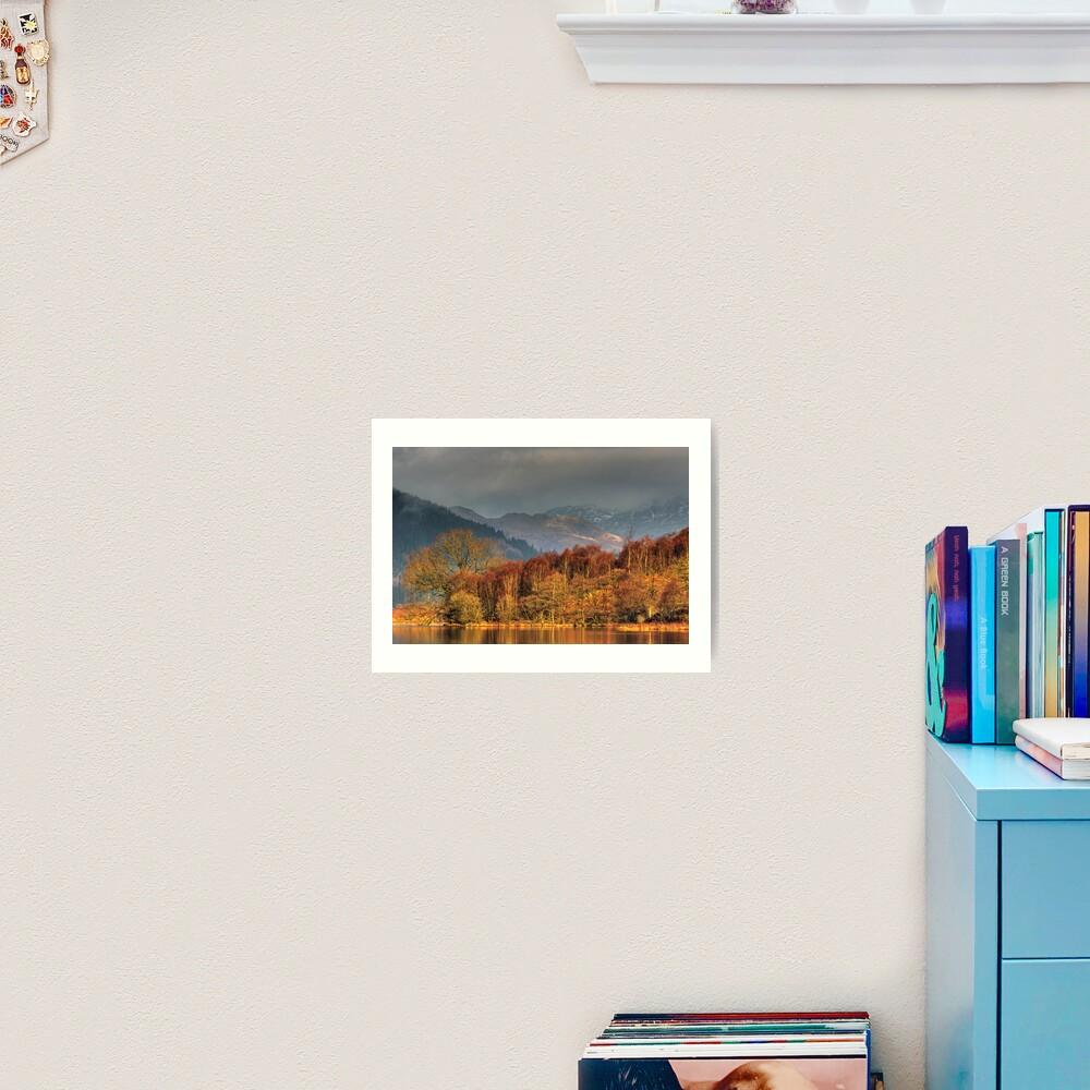 Chon Colours (8) Art Print