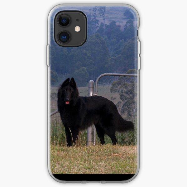 Varg - 8 months old iPhone Soft Case