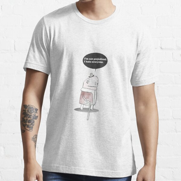 I Hate Everyone Essential T-Shirt