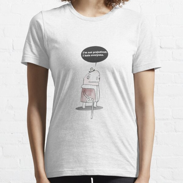 I Hate Everyone Essential T-Shirt