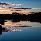 Tuolumne Sunset by Cat Connor