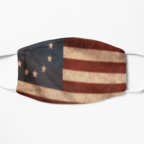 Betsy Ross flag Mask