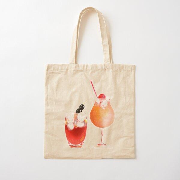 Refreshing! I Cotton Tote Bag