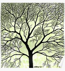 BIG OLD TREE Poster