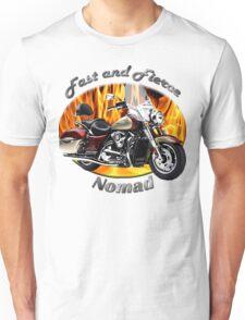 Kawasaki Nomad Fast And Fierce Unisex T-Shirt