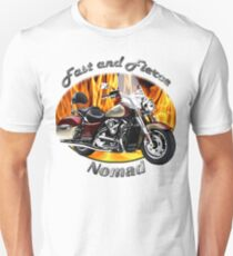 Kawasaki Nomad Fast And Fierce Unisex T-Shirt