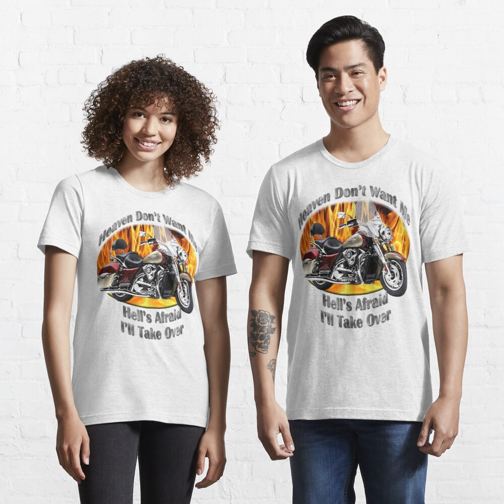 Kawasaki Nomad Heaven Don't Want Me Essential T-Shirt