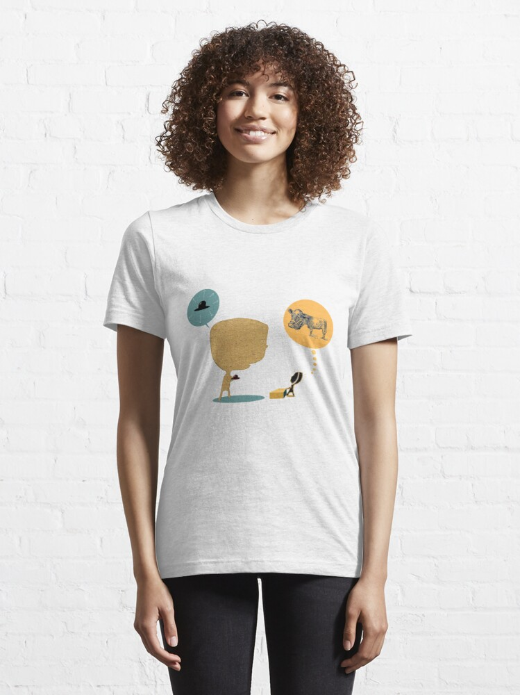 Alternate view of You're Going To Need A Bigger Hat Essential T-Shirt
