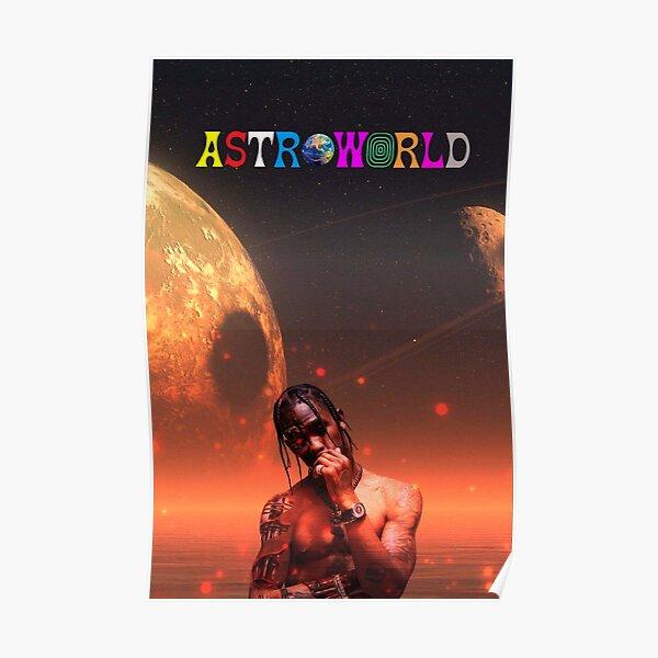 Travisscott Poster