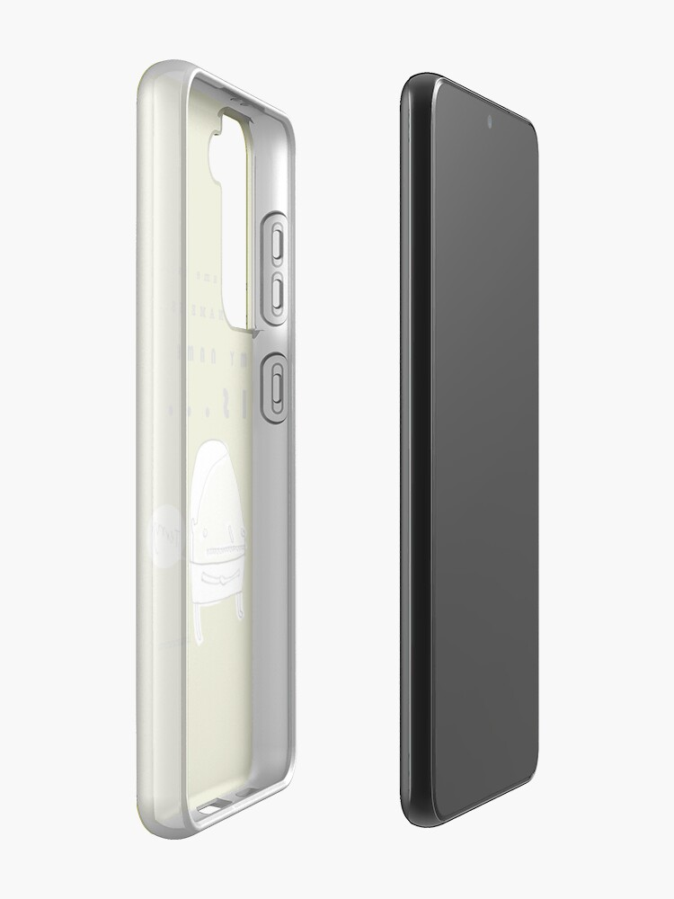 Alternate view of Hi, My Name Is.... Terry Case & Skin for Samsung Galaxy