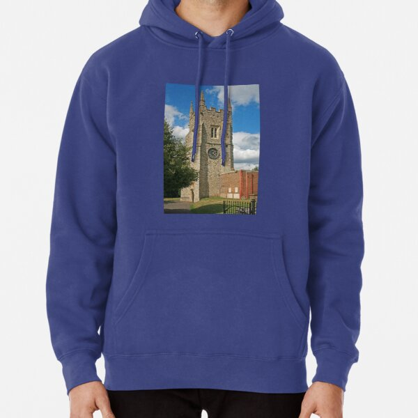 All Saints Church, Old Isleworth, August 2020 Pullover Hoodie