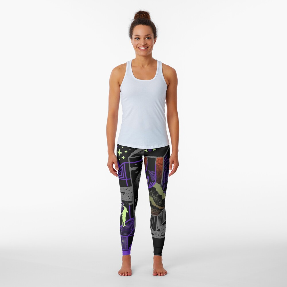 Fine within the confines Leggings