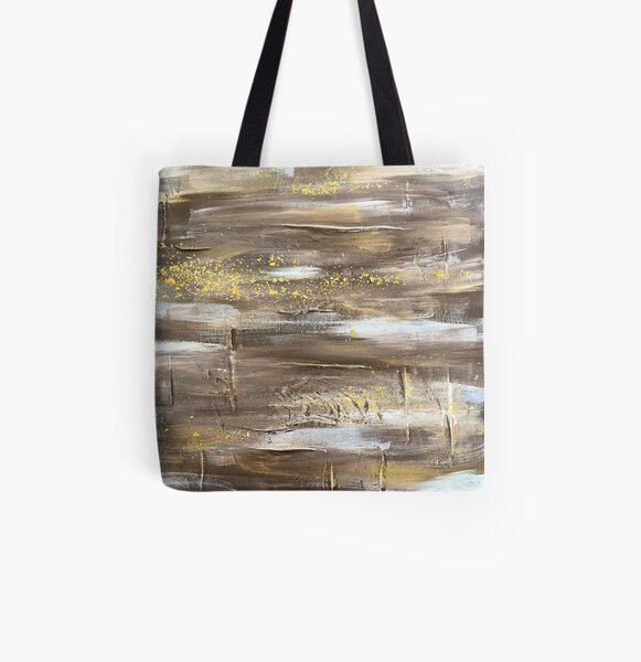 Henri  All Over Print Tote Bag