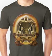 Mortimors Robot Oil. Unisex T-Shirt