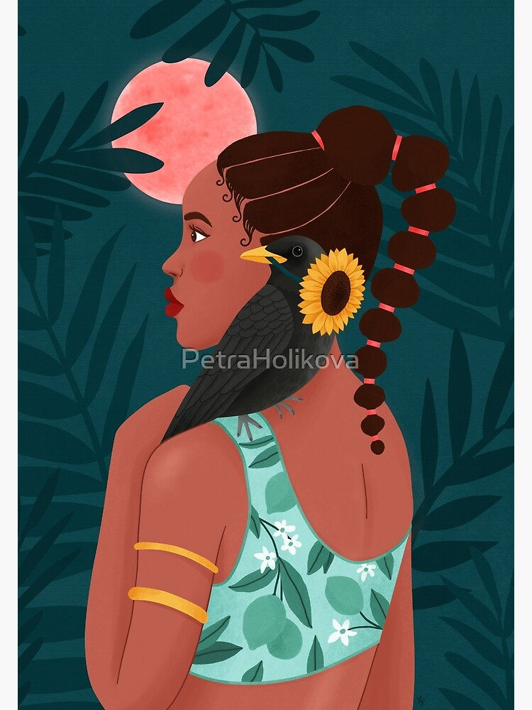 African Princess by PetraHolikova