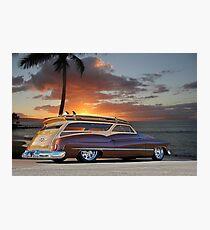 1950 Buick Woody Wagon XI Photographic Print